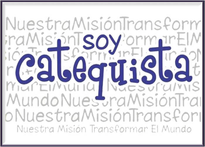 Resultado de imagen para Catequista